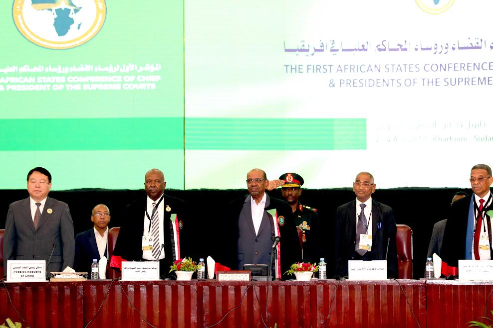 First Conference of Africa's Chief Justices Opens in Khartoum