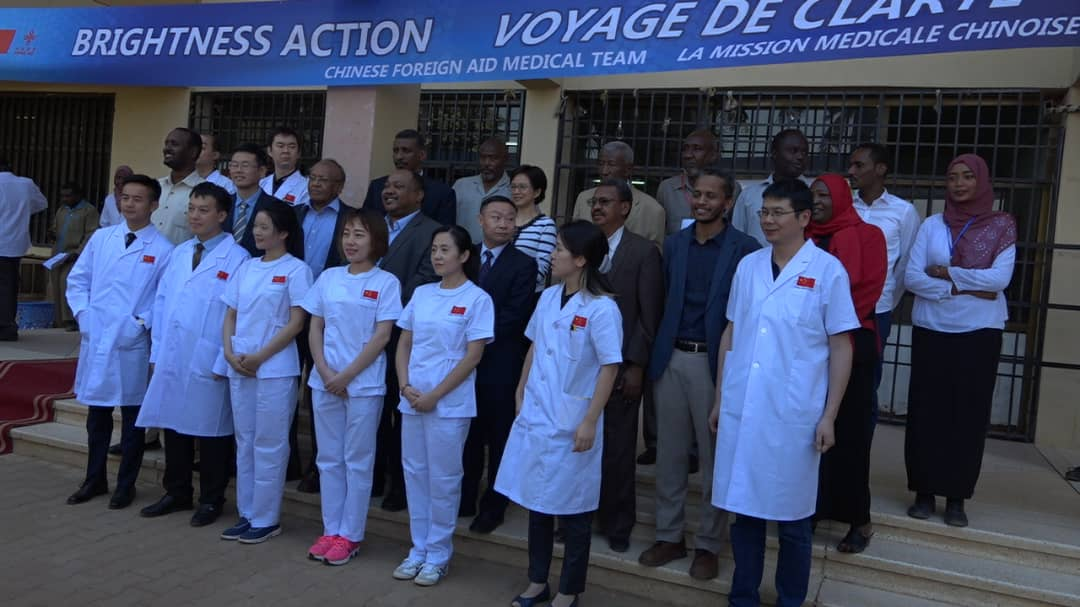 Chinese Help Hundreds Of Sudanese Regain Sight, For Free