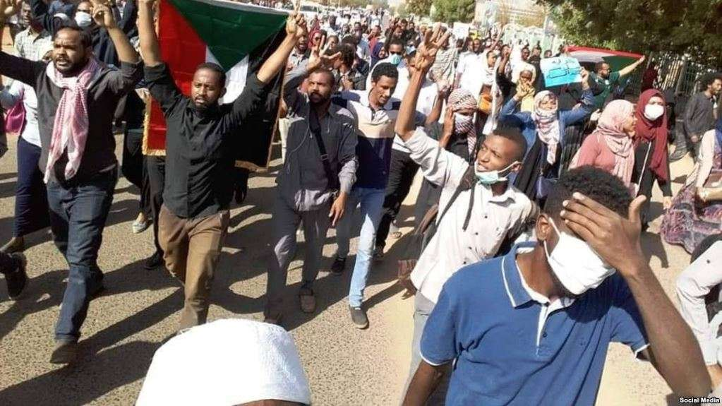 Sudan Is Getting Into  State  Of Political  Attrition