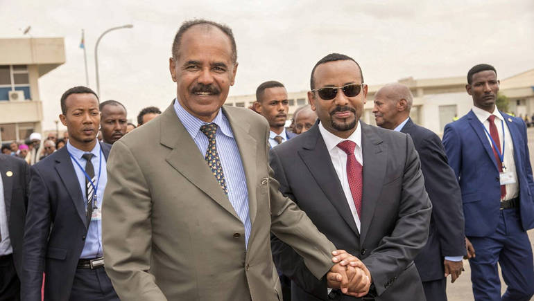 A New Game Emerging In The Horn Of Africa