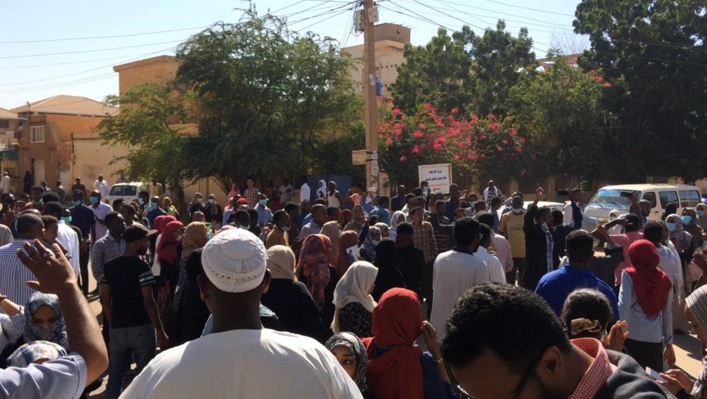 Opinion: Media Coverage Of Sudan Demonstrations