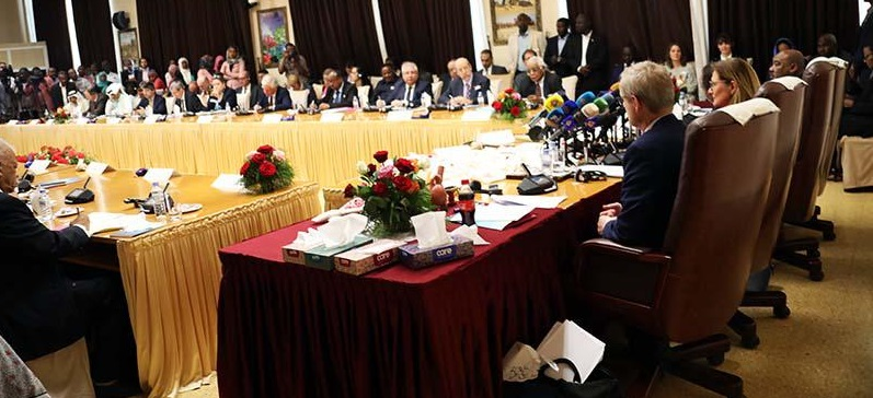 Peace Talks Kick Off In Juba With Strong European And Western Support
