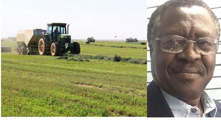 Fighter For Farmers Rights, Dr. Abuashara Appointed Gezira Scheme Board Chairman