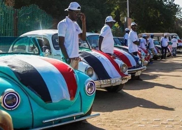 Scenes From German President Visit To Sudan