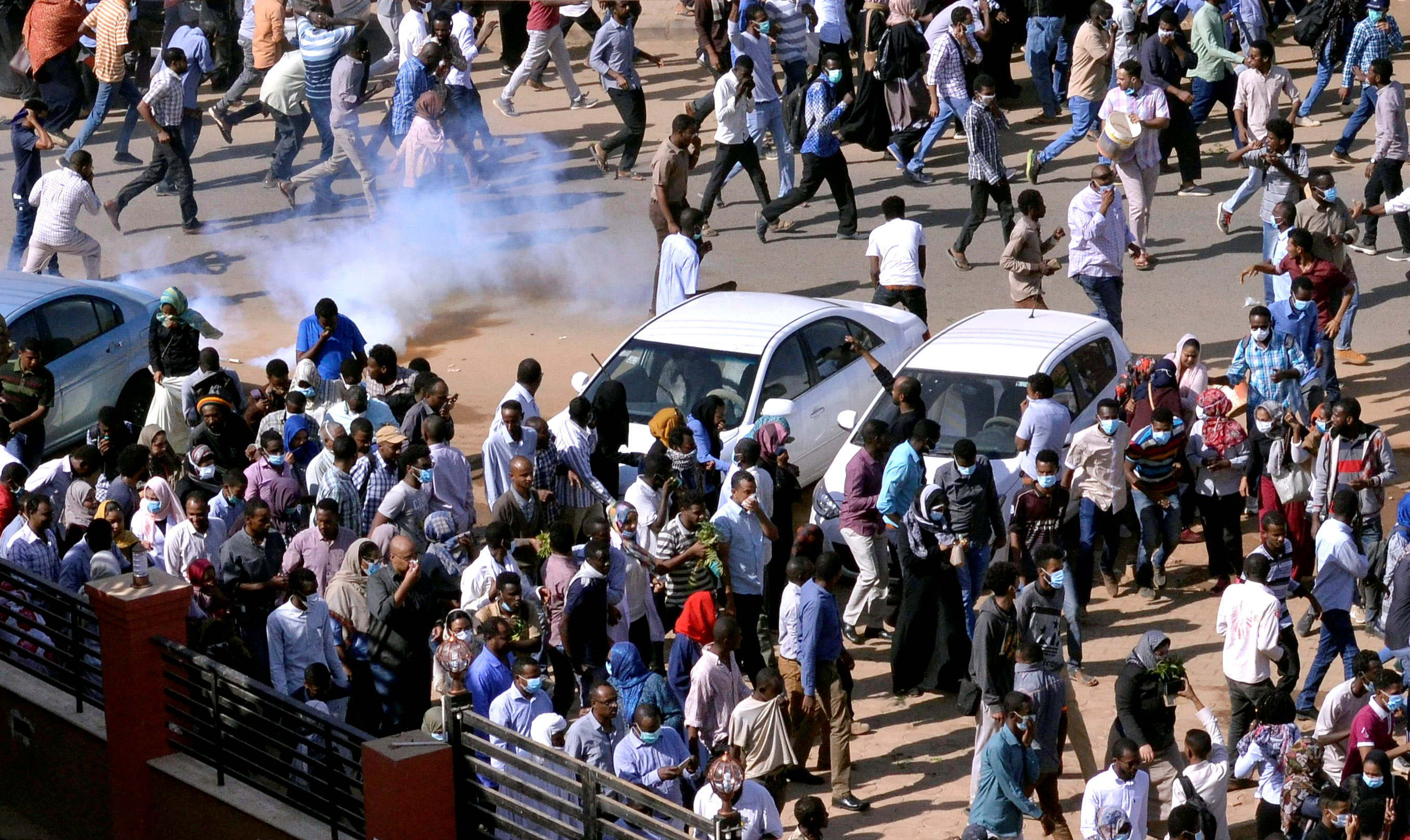 Sudan Demonstrations: The View From Outside