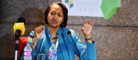 AMERICAN BUSINESS DELEGATION VISITS SUDAN