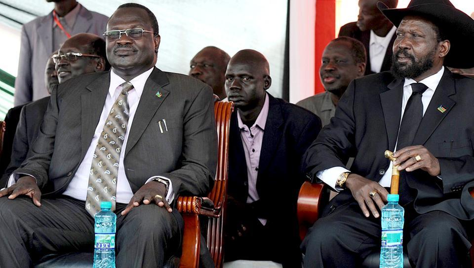 Khartoum Tries Its Luck