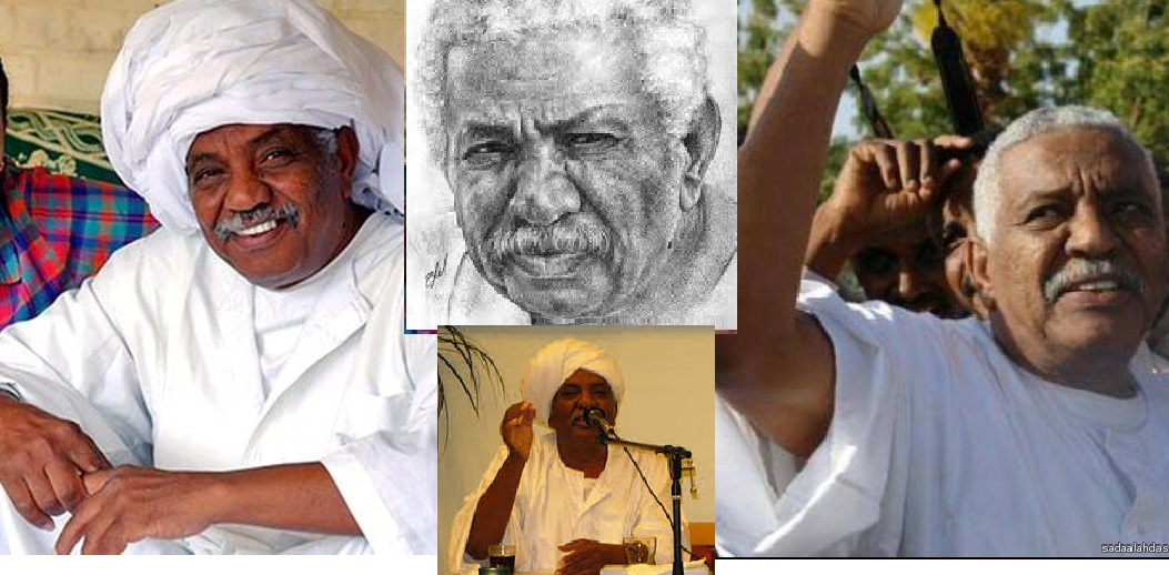 Poet Of The People Mahjoub Sharif: No Sudanese Will Forget You
