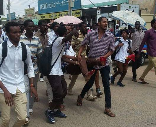 SPA Calls For Expedient Arrest And Trial Of Killers Of Al-Obied Protesters