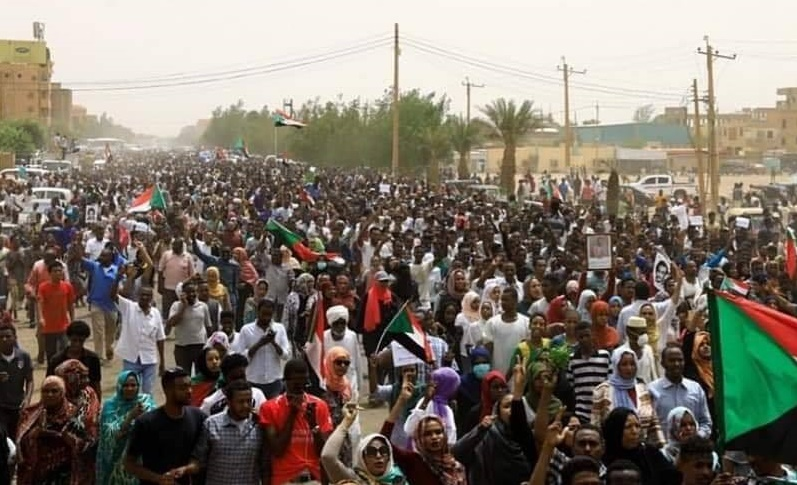 Million March Protest In Khartoum And States