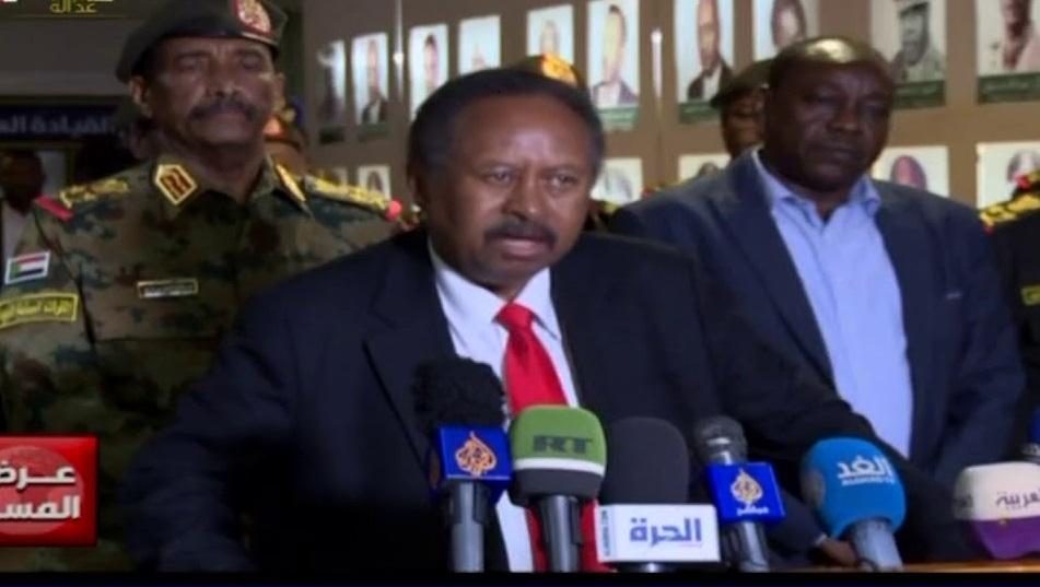 Security Mutiny Raises Civilian Stake
