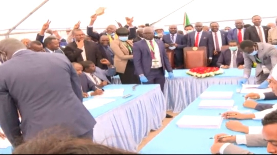 Landmark Sudanese Peace Deals Signed In Juba, South Sudan