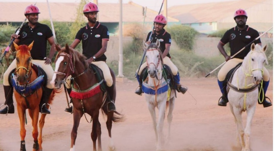 Sudan Qualifies For World Tent Pegging  Championship  In The U.A.E