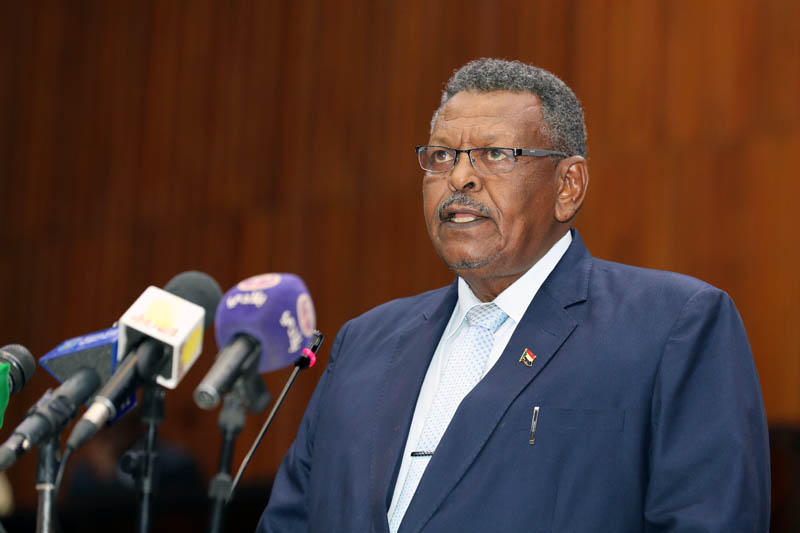 Sudanese Prime Minister Outlines Government Priorities