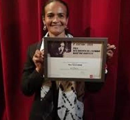 Sudanese Woman Wins International Human Rights Award