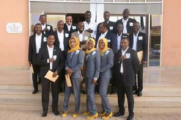 Three Sudanese Female Referees To Run Regional Olympic Clash, FIFA