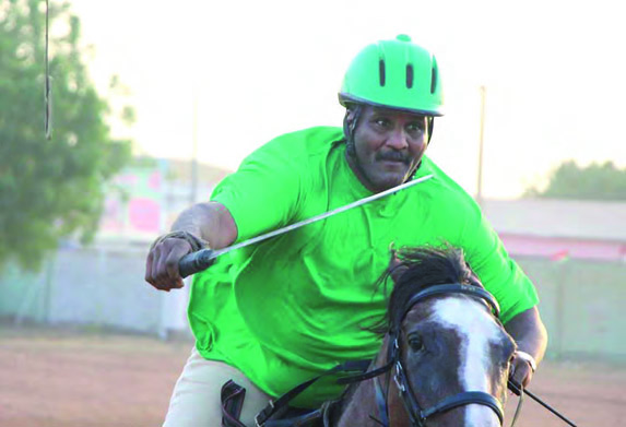 Sudan To Host Tent Pegging Qualifying Championship