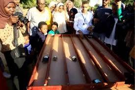 Darago Wins Sudan's First Turtle Race