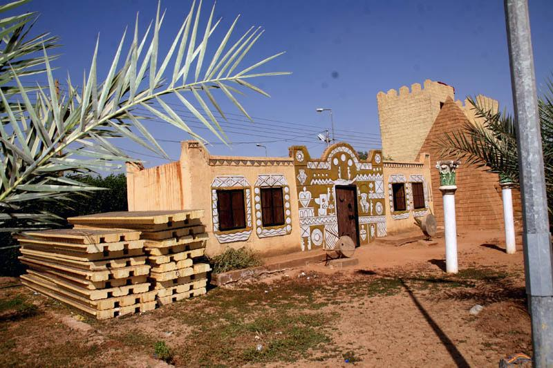 Khartoum Heritage Village: Please Keep It