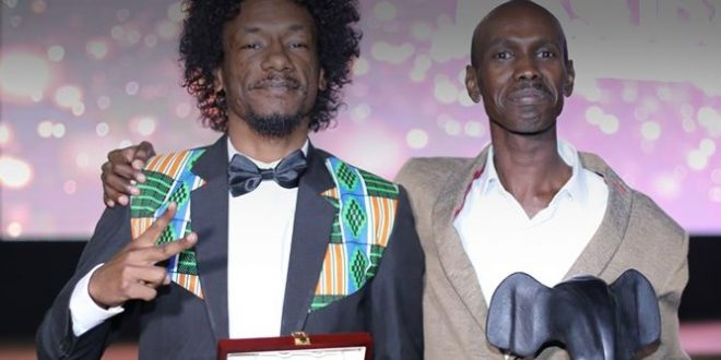 'The Dogs Shitter' Wins Sudan Independent Film Festival Prize
