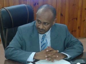 Dr Sagairoon Deputy Ambassador Italy