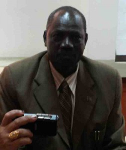 south Sudan minister for information
