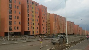 popular housing project in Addis Ababa