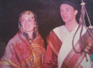 The British couple