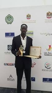 Tijani receives the Arab Award for Excellence and Innovation