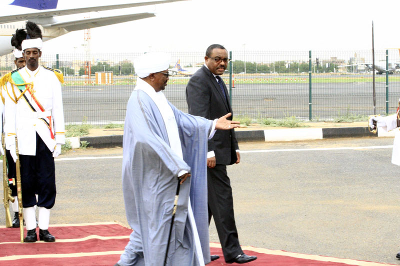 Sudan & Ethiopia Prospects of the Bilateral Relations